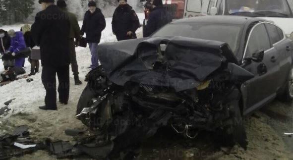 В жуткой аварии под Трубчевском погиб 33-летний водитель
