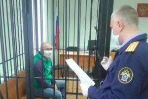 Убившего собутыльника жителя Севска приговорили к 7 годам строгача