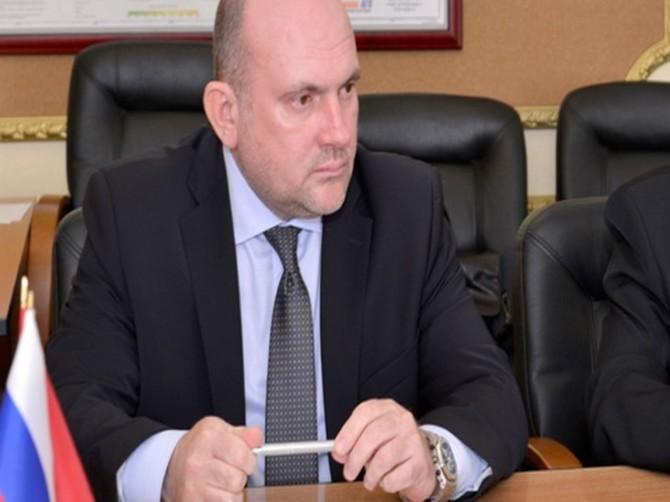 Главой администрации Дятьковского района стал Павел Валяев