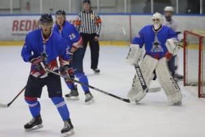 Брянские хоккеисты второй раз подряд обыграли «АКМ-Юниор» из Новомосковска