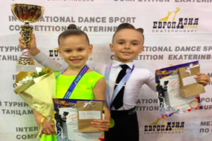 Брянские танцоры завоевали кубок «Европа – Азия»