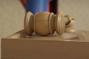 В Брянске пьяному водителю не смягчили приговор за взятку гаишнику