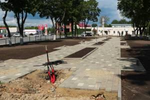 У вокзала Брянск-I изменят схему движения транспорта