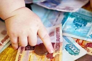 В Брянской области на ежемесячные выплаты из маткапитала потратили 474 млн рублей