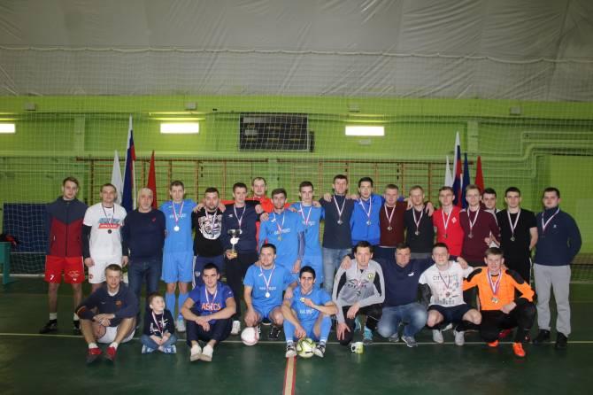 В Стародубе «Меленск» проиграл в футбол «Физрукам»