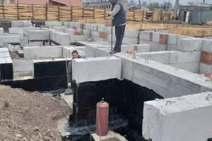 В Комаричах строят дом для сирот и малоимущих семей