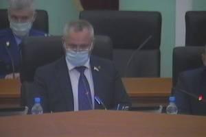 Депутаты брянской облдумы приняли бюджет в первом чтении