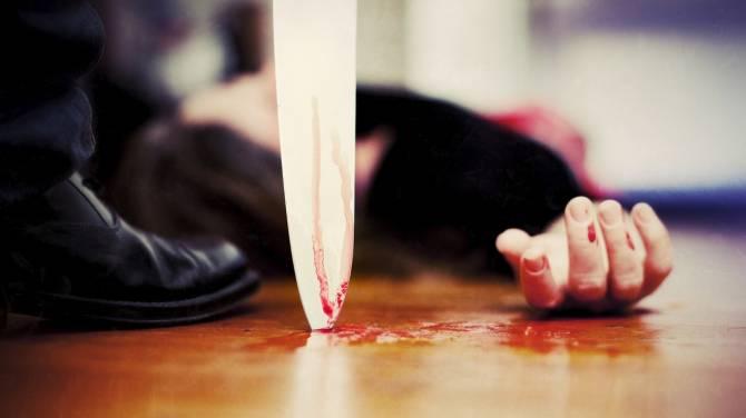 В Брянске пьяный уголовник зарезал знакомого