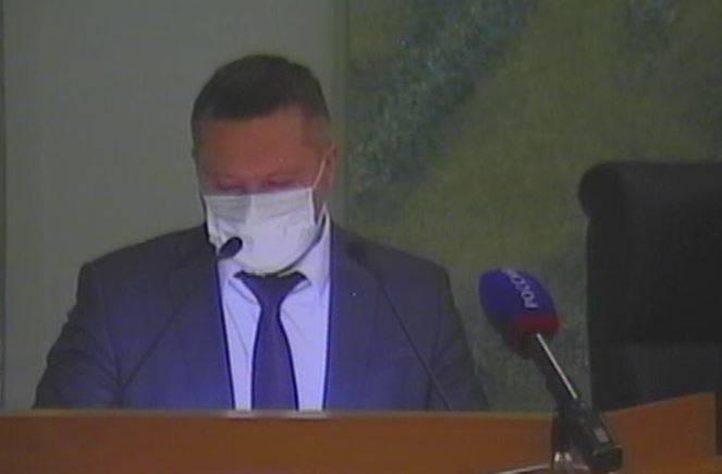 Уволенный из-за дела Голунова генерал набрал аудиторов в КСП Брянской области