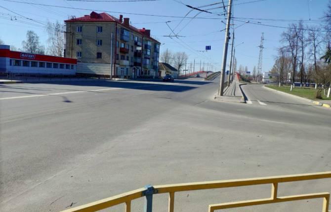 Брянск из-за коронавируса превратился в город без людей