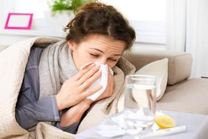 За неделю почти 5,5 тысяч брянцев заболели ОРВИ