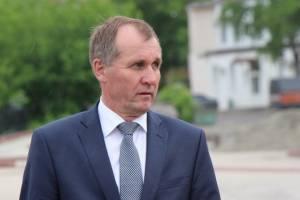 Брянский мэр отругал дорожников за беспорядок