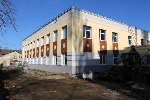 В Брянске строящийся корпус детской школы искусств №3 подключили к котельной