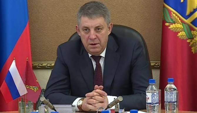 Брянского губернатора Богомаза обвинили в отстранённости от народа