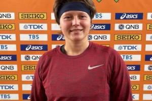 Брянская метательница диска стала чемпионкой мира среди юниоров