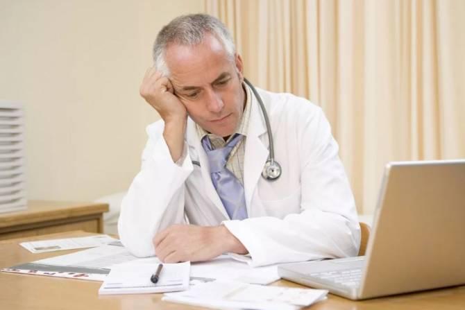 В Брянском районе врачам не готовы платить большие деньги