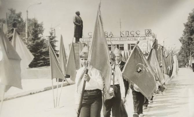 Как отмечали День пионерии в Брасовском районе