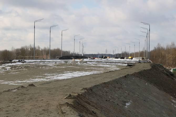 Новую дорогу от вокзала Брянск-Орловский к Metro откроют осенью