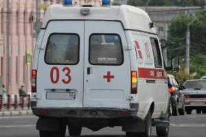 В ДТП на брянской трассе разбил голову 10-летний ребенок