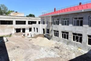 В Брянске пообещали отремонтировать здание «Сириуса» в 2021 году