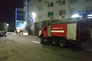 В Брянске оштрафовали помешавшего пожарным автохама у ТРЦ «Мельница»