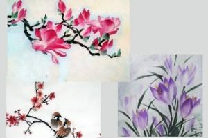 Брянцев позвали на мастер-класс по китайской живописи