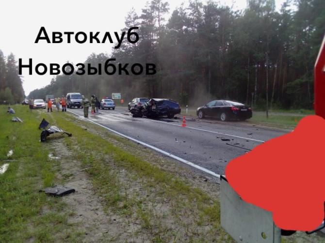 В Новозыбкове дали год колонии виновнику смертельного ДТП