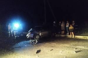 В Брасовском районе в жутком ДТП погибла девушка