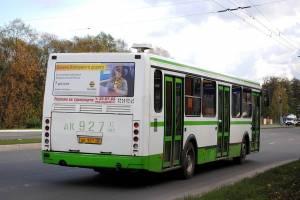 В Брянске пустят дополнительные автобусы для дачников