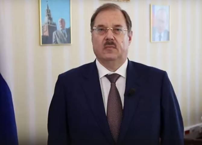 Борис Пайкин поздравил брянцев с 23 февраля