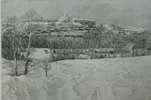 Брянский музей в Овстуге получил 75 новых картин
