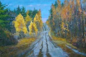Брянцев пригласили на выставку Сергея Ишкова