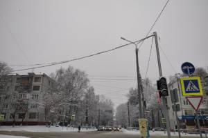 В Брянске на пересечении Горбатова и Костычева перестал работать светофор