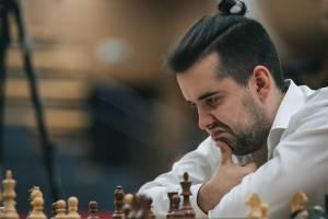 Брянский шахматист Ян Непомнящий вышел в полуфинал турнира Chessable Masters
