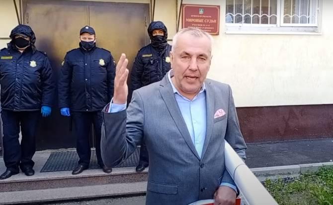 Брянского блогера Коломейцева просят посадить на 1 год 10 месяцев