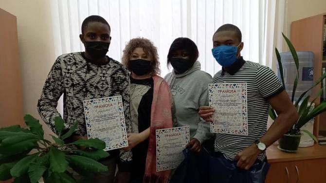 Брянские студенты из Конго победили в конкурсе песен на французском языке