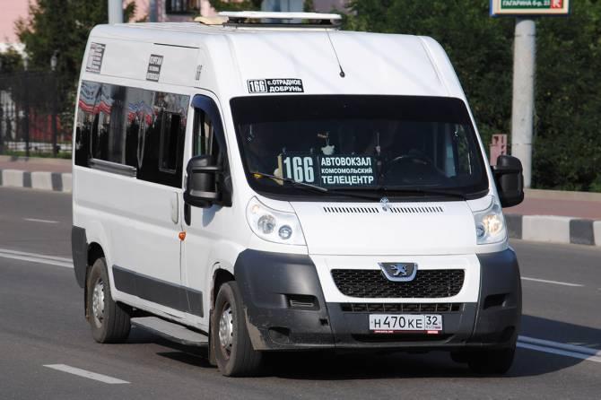Брянские маршрутки появятся в приложении «Умный транспорт»
