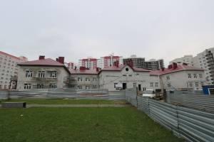 Новый детский сад на Строкина в Брянске откроют осенью