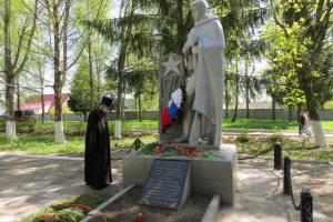 В Карачеве войсковая часть отметила 80-летний юбилей