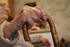 В Белых Берегах 86-летнюю пенсионерку оставили без обещанного продуктового набора