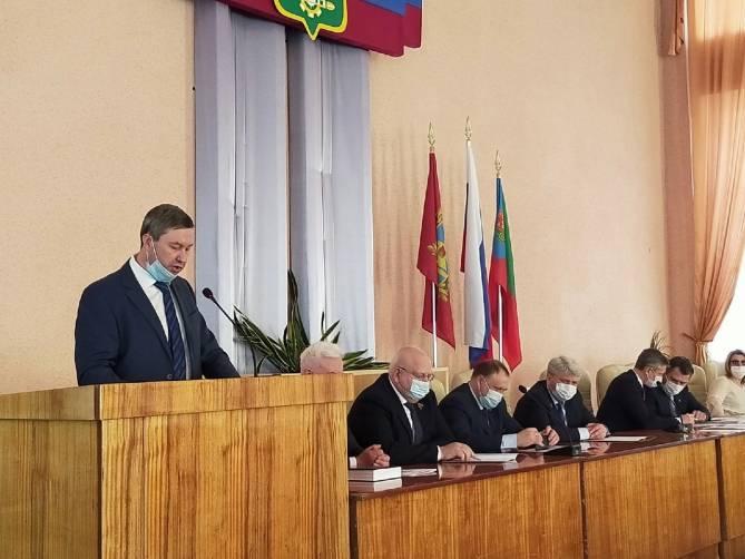 Клинцы возглавил старый новый мэр Сергей Евтеев