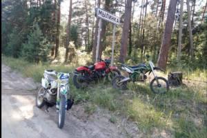 Жители брянской деревни Мылинка жалуются на рёв мотоциклов