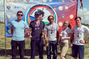 Брянский парапланерист завоевал золото на Кубке России