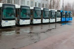 В Брянской администрации не поверили в жалобы водителей автобусов
