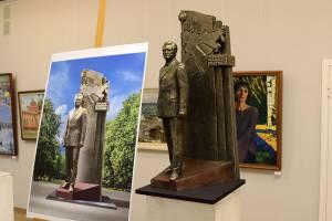 В Брянске выбрали эскиз памятника прокурору Рекункову