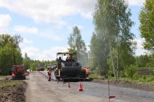 Под Брянском отремонтируют дорогу до Теменичей