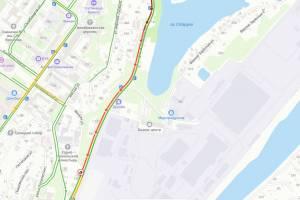 Жителям Володарского района субботу испортило ДТП на улице Калинина