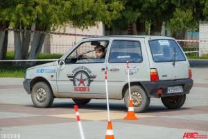 На Брянщине впервые прошло первенство по автомногоборью среди детей