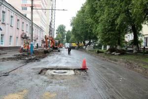 В Брянске с улицы Фокина пропала остановка