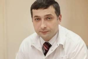 В Брянске главным врачом поликлиники №1 стал Сергей Полунеев